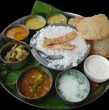 repas southindian photos stock