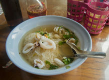 Repas thaï Image stock