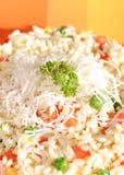 Repas végétarien, style de vie sain Photos stock