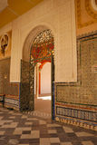 Repassez la maison de Pilatos de porte Photo libre de droits