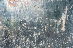 Repassez la texture grise sans couture en acier bleue en métal de fond image stock