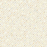 Repeat colorful vintage dot background. Royalty Free Stock Photo