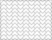 White polygon pattern on white background. Repeat geometric pattern background vector royalty free illustration