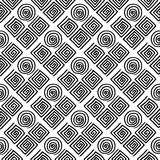 Repeat geometry pattern. Repeat geometry hand drawn pattern Stock Image