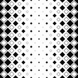 Repeat monochromatic square pattern Royalty Free Stock Photo