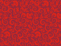 Repeat pattern Royalty Free Stock Photo