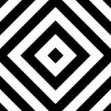 Repeatable геометрическая картина Абстрактное monochrome угловое backgr Стоковое Изображение RF