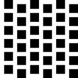 Repeatable картина с квадратами Геометрическая клетчатая решетка, сетка p иллюстрация штока