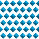 Repeatable картина с стержнями, самоцвет 3d любит формы Простое monoch бесплатная иллюстрация