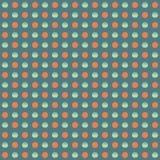 Repeatable круги, картина точек Красочная/multicolor текстура бесплатная иллюстрация