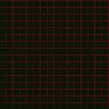 Repeatable решетка, картина сетки Геометрический сетевидный, клетчатый хлев Стоковое Изображение RF
