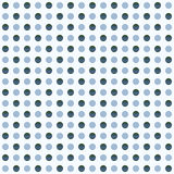 Repeatable Circles, Dots Pattern. Colorful / Multicolor Texture Stock Image