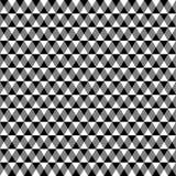 Repeatable contrasty геометрическая картина Мозаика треугольников с Стоковое Изображение RF