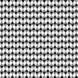Repeatable contrasty геометрическая картина Мозаика треугольников с Стоковые Изображения RF