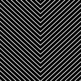 Repeatable geometric pattern with slanting, oblique lines Stock Image