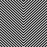 Repeatable geometric pattern with slanting, oblique lines. Royalty free vector illustration Stock Image