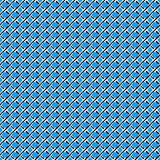 Repeatable grid, mesh pattern. Geometric reticular, cellular sty Royalty Free Stock Photography