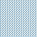 Repeatable grid, mesh pattern. Geometric reticular, cellular sty Royalty Free Stock Images