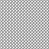 Repeatable grid, mesh pattern. Geometric reticular, cellular sty Stock Photos