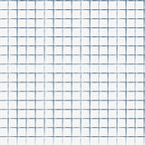 Repeatable grid, mesh pattern. Geometric reticular, cellular sty Royalty Free Stock Image