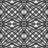 Repeatable, tileable предпосылка с случайным, линии сложной формы Se Стоковое Фото