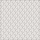 Repeating abstract background with curl Royalty Free Stock Photos