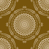 Repeating  background pattern. Royalty Free Stock Photography