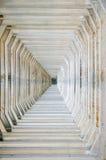 Repeating beams Royalty Free Stock Image