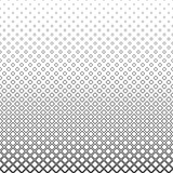 Repeating black and white square pattern Royalty Free Stock Images