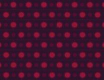 Repeating brick and circle pattern Stock Photos