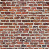 Repeating Brick Wall Stock Photography
