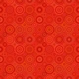 Repeating circle pattern background Royalty Free Stock Image
