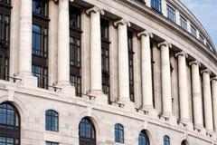 Repeating Columns Royalty Free Stock Image