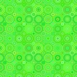 Repeating concentric circle pattern background Stock Images