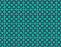 Repeating cube pattern Royalty Free Stock Photos