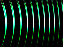 Repeating digital signal royalty free stock photography