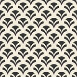 Repeating geometric seamless pattern Royalty Free Stock Photography