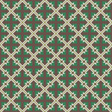 Repeating geometric seamless pattern. Vector Stock Image