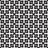 Repeating geometric seamless pattern. Vector Stock Photos