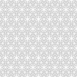 Repeating geometric tiles with chevron. Stock Images