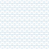 Repeating geometric tiles with triangles. Vector Stock Images
