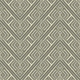 Repeating geometric tiles Royalty Free Stock Photography