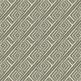 Repeating geometric tiles Royalty Free Stock Photo
