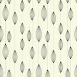 Repeating graphic geometric tiles of rhombuses Stock Image
