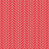 Repeating knitted seamless pattern Stock Image
