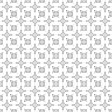 Repeating monochromatic curved star pattern design. Repeating monochromatic vector curved star pattern design Royalty Free Stock Photography