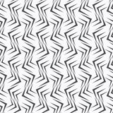 Repeating ornament many gray corners Stock Photos
