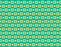 Repeating square pattern Royalty Free Stock Photo