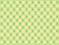 Repeating square pattern Stock Photo