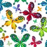 Repeating vivid pattern Stock Photo
